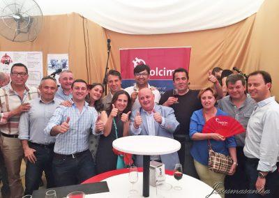 Dirección Holcim Feria 2016 Jerez