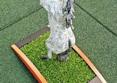 Escultura Caballo a 2 Patas 6-Jesusmasantra