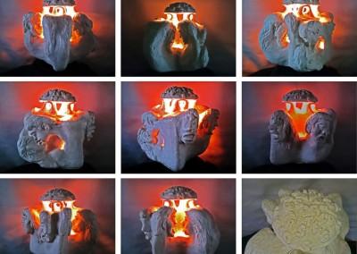 Escultura Luz Sentimientos 8-Jesusmasantra
