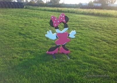 Escultura Móvil Mickey-Minnie Mouse2-Jesusmasantra