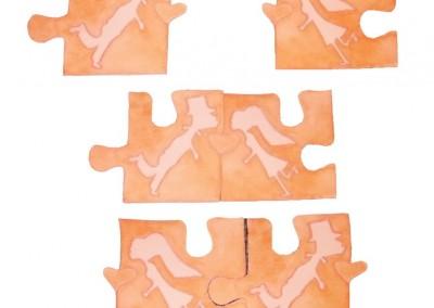Esculturas Móviles puzle-Jesusmasantra