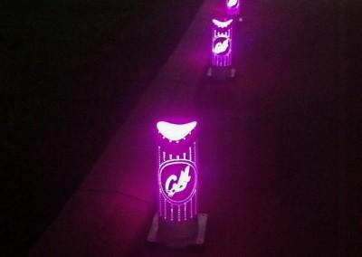 Lámparas personalizadas -Jesusmasantra